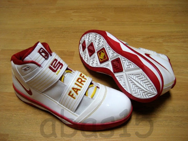 First Look Nike Zoom Soldier III Fairfax Home Player Exclusive