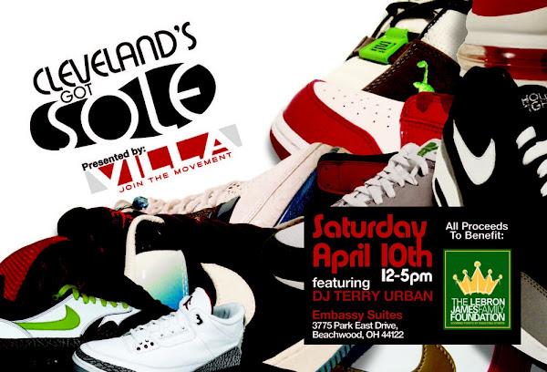 Cleveland8217s Got Sole II Sneaker Event 8211 April 10th 2010