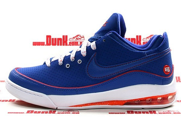Air Max LeBron VII Low Rumor Pack 8211 Knicks Nets Russia Browns