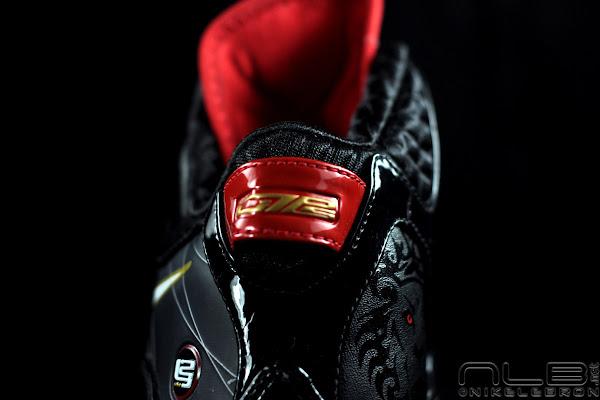 Coming Soon8230 Nike Zoom LeBron VII PS 8211 BlackWhiteRed