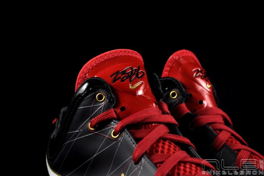 3a3967f7c7a Nike LeBron VII (7) P.S. (Post Season) 407639-002 Showcase