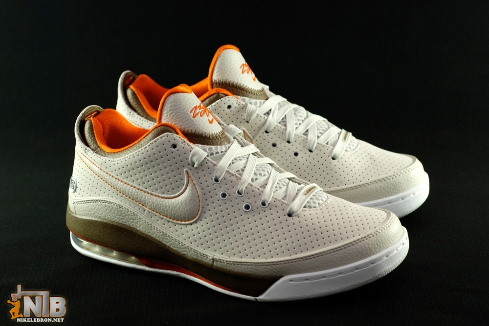 50bf3e40dda Nike LeBron VII 7 Low 8220Rumor Pack8221 8211 Cleveland Browns ...