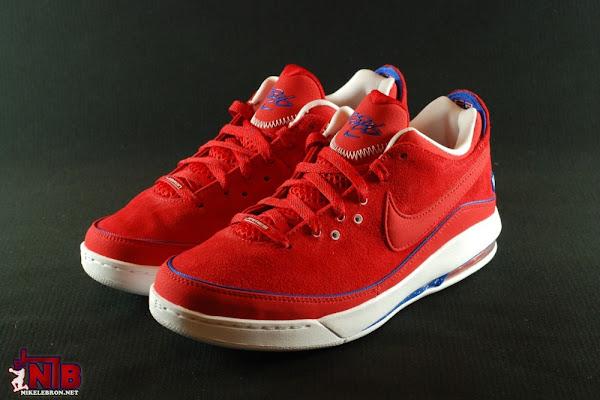 Nike LeBron VII 7 Low 8220Rumor Pack8221 8211 Russia CSKA Moscow