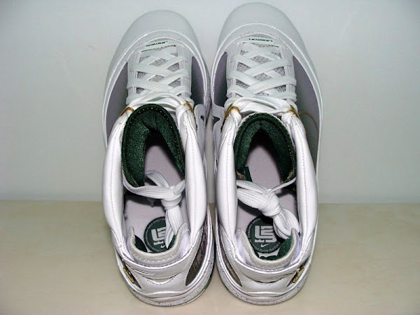 Nike Air Max LeBron VII 7 SVSM Home Player Exclusive Gallery