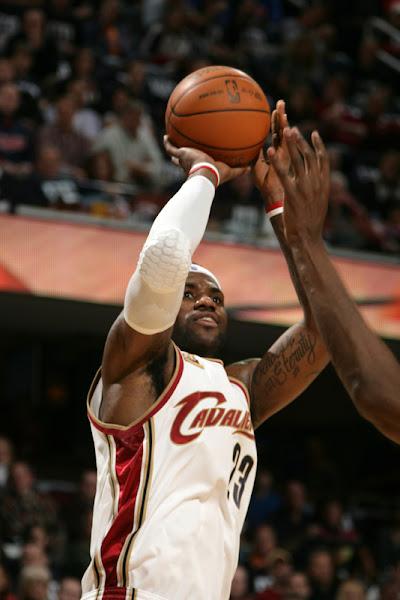 Cavaliers Take Game One Over the Bulls LeBron Debuts the POP8217s
