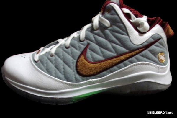 Nike LeBron VII PS Post Season MVPuppets Player Exclusive
