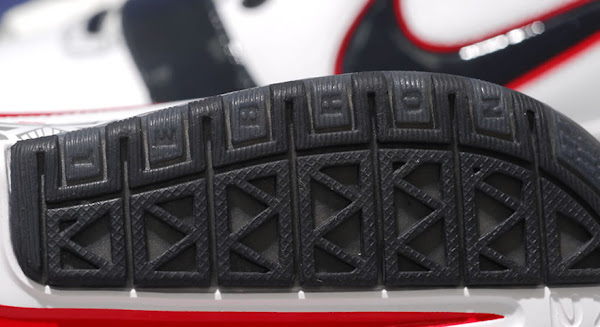 Detailed Look at the Zoom LeBron VI USAB UWR General Release