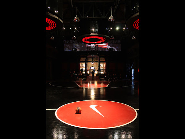 Nike China Presents LeBron Six Experience Center