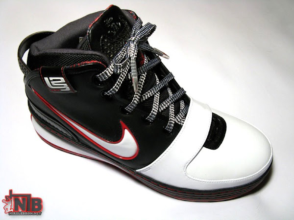 Improve Your LeBron Six Experience 8211 Change The Laces