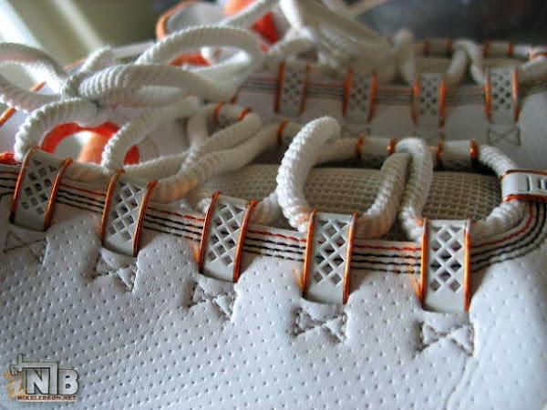 Zoom Soldier II White Orange Camo Unreleased Sample