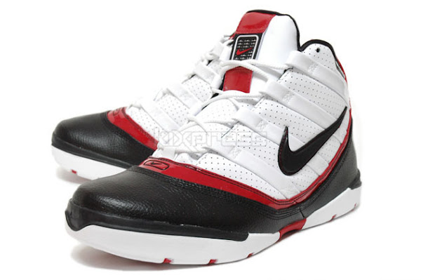 Inspired By LBJ 8211 Nike Game Five 8211 Unofficial LeBron Sneaker