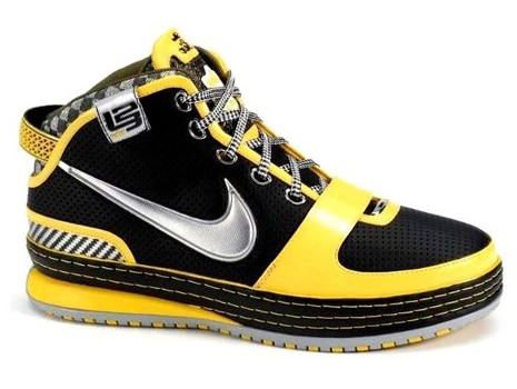 Taxi Nike Zoom LeBron Six to Debut in New York on Feb 4th