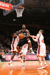 lebron james nba 090204 cle at nyc 01 Not Kobe. Not Jordan. LeBron Does Things Own Way with a 50 point Triple Double!