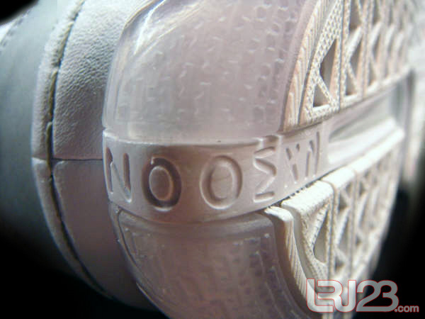 Nike Zoom LeBron 6 Low White and Silver Actual Pics