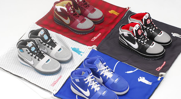The LEBRONS Pack 8211 A Look Back at Wise Kid Athlete and Business