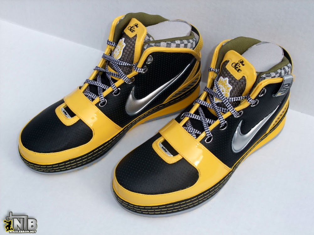 ... A Fresh Look at the Taxi Cab Nike Zoom LeBron VI NYC ...