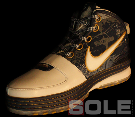 Detailed Look at the University of Akron Zoom LeBron VI