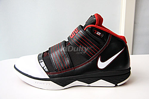 Preview of the Upcoming Nike Zoom LeBron Soldier 3