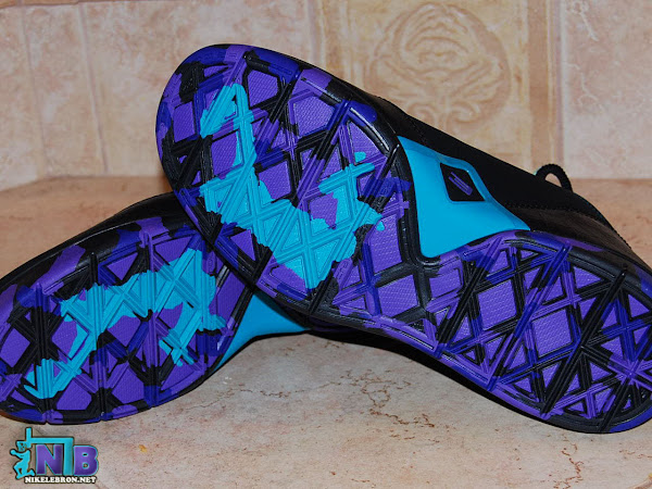 Nike Zoom Soldier 2 Summit Lake Hornets Detailed Photos