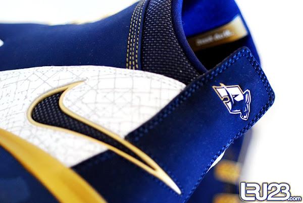 Akron Zips 8211 Nike Zoom Soldier II AU Player Exclusive