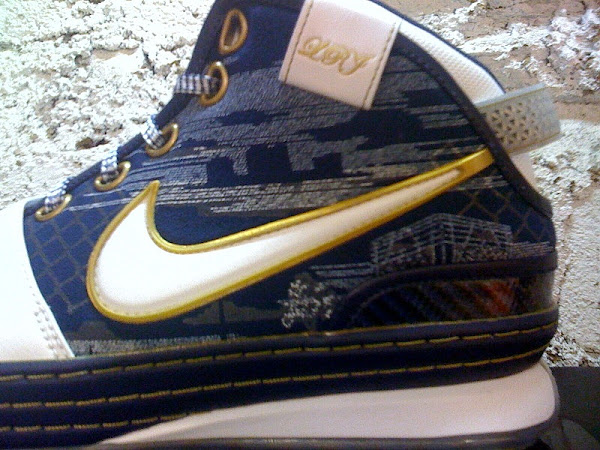 A Second Look at the Akron University Nike Zoom LeBron 6