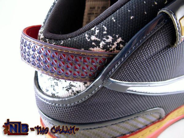 Nike Zoom LeBron James VI Chalk Edition Showcase