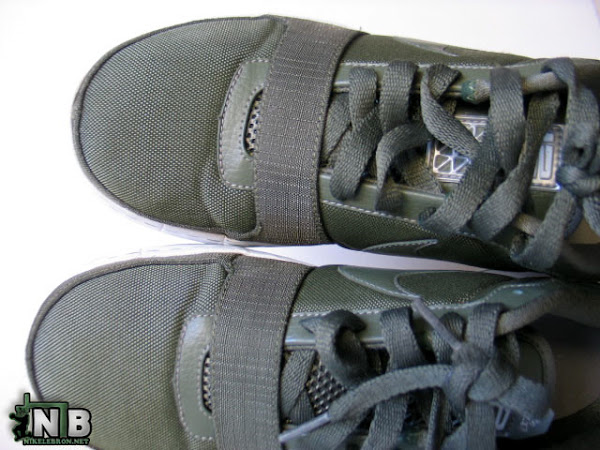 A Second Look at the Army Nike Zoom LeBron VI Low Sample