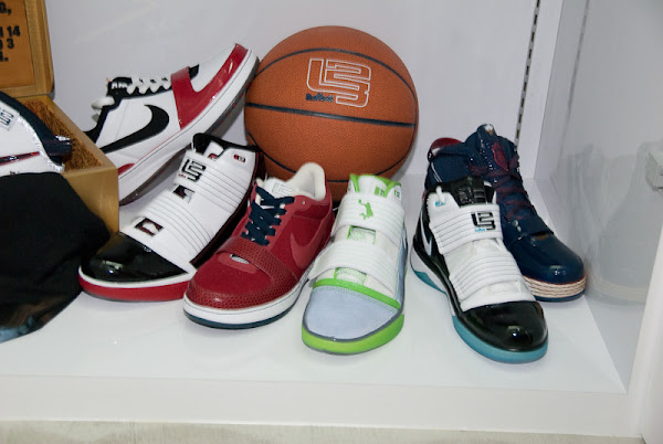 New LeBron Sneakers Spotted At Nike TPE 6453 ROOM 72