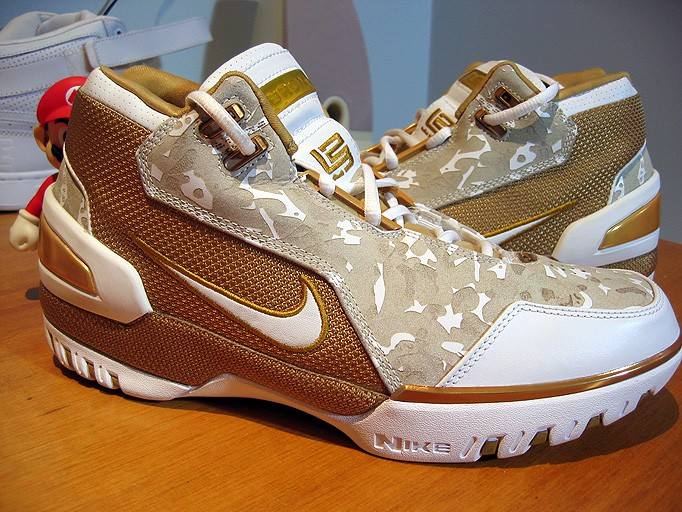finest selection 8dc65 d23cd Scrapped Retro Nike Air Zoom Generation 8220Camo8221 Edition ...