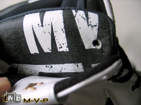 MVP Six 8211 Nike8217s Tribute to King James 8211 Actual Photos