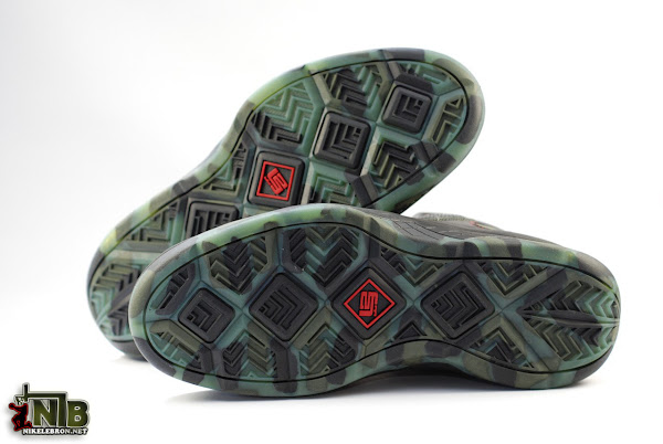 New Pics of the Camouflage Nike Zoom Soldier III 3