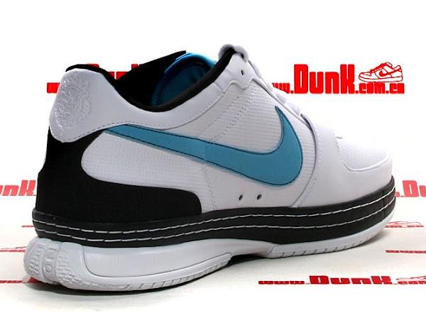 Nike Zoom LeBron VI Low  WhiteBlackBaltic Blue