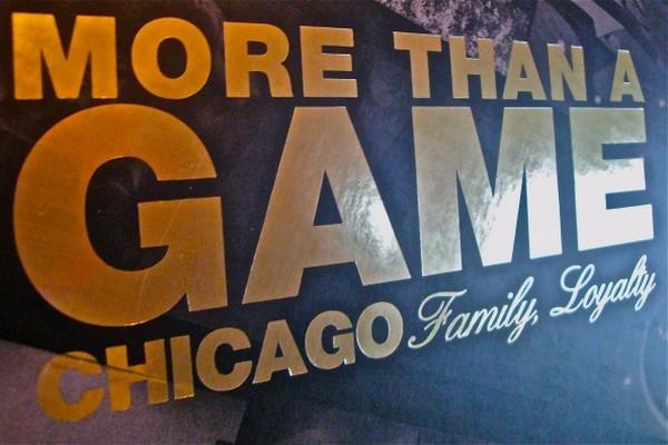 More Than a Game Tour LeBron VII Artist Series 8220Chicago8221