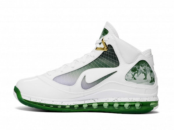 Beijing Limited Edition Air Max LeBron VII 8220Tradition8221 Official Pics