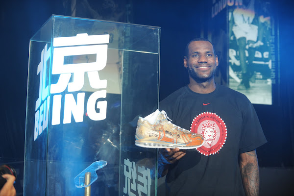 Recap from Nike X LeBron 8220More Than a Game8221 Event in Beijing