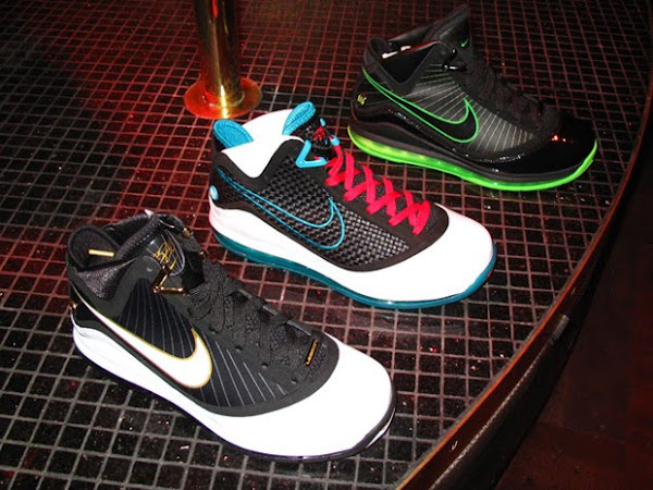 Nike 2009 Holiday Sneaker Preview 8211 Air Max LeBron VII