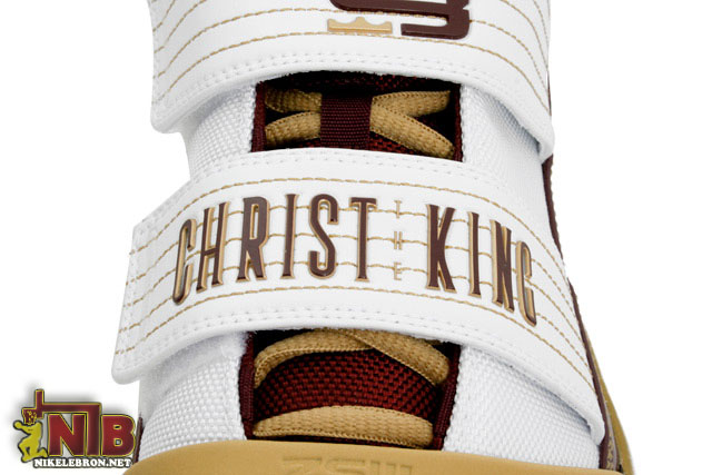 98c6461ea811 Detailed Look at the Nike Zoom Soldier III 8220Christ The King8221 ...