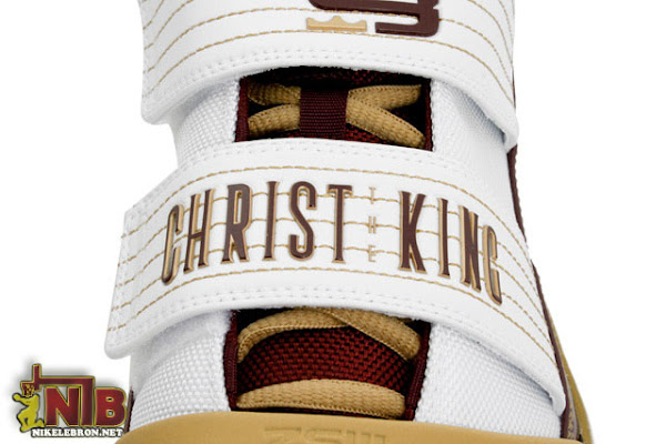 Detailed Look at the Nike Zoom Soldier III 8220Christ The King8221