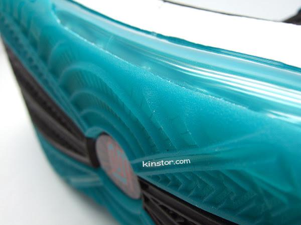 Upcoming Baltic Blue aka Aqua aka Red Carpet LeBron VII New Pics