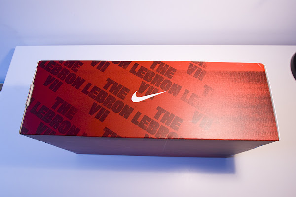 New Photos Presenting the First Colorway of the Air Max LeBron VII