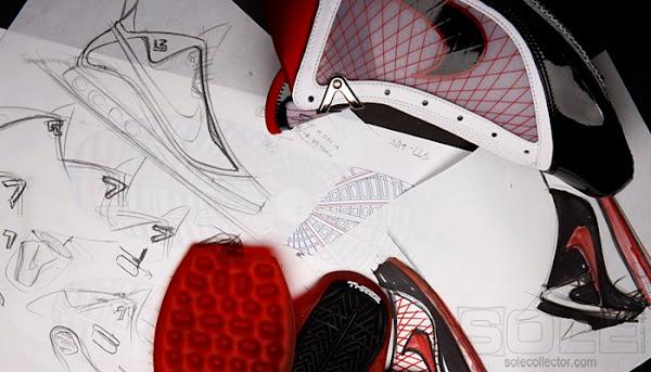 LeBron VII Designer Interview ver 20  New Nike LBJ7 Samples