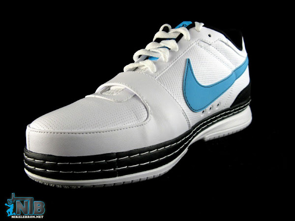 Throwback Thursday Nike Zoom LeBron VI Low Top Baltic Blue