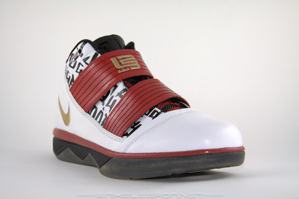 Throwback Thursday Nike Zoom Soldier III Finals Edition Showcase