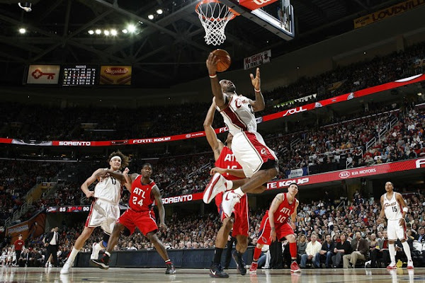 Another Game Another Shoe LeBron Drops 48 on 25th Birthday