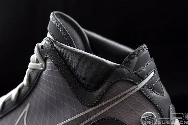 As Clean as it Gets Air Max LeBron VII Cool GreyWhite Showcase