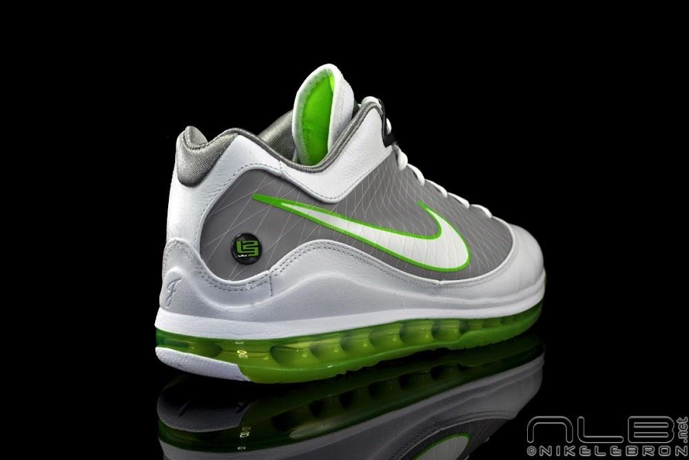 Nike Air Max LeBron VII (7) Low – Dunkman Edition Showcase ...
