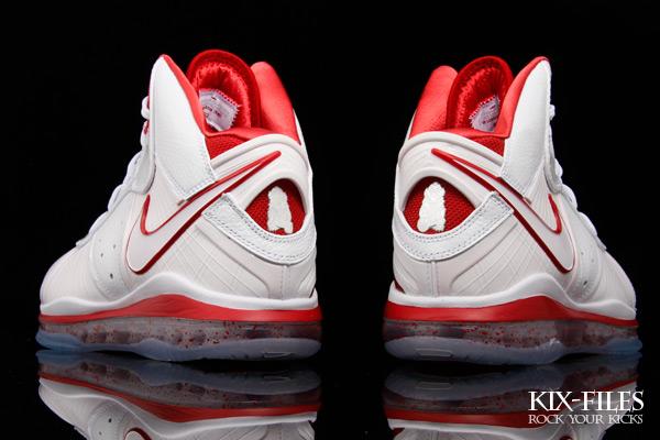 Detailed Look at Nike Air Max LeBron 8 China Limited Edition