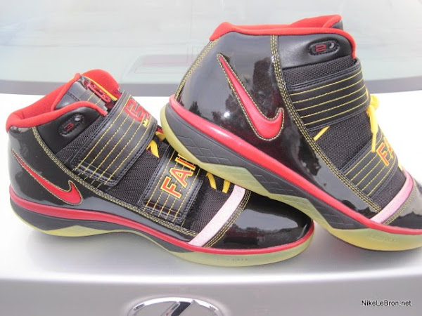 Introducing Nike Zoom Soldier III Fairfax Away Player Exclusive