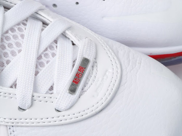 Detailed Look at Nike Air Max LeBron VIII 8220Chinas8221 Asia Version