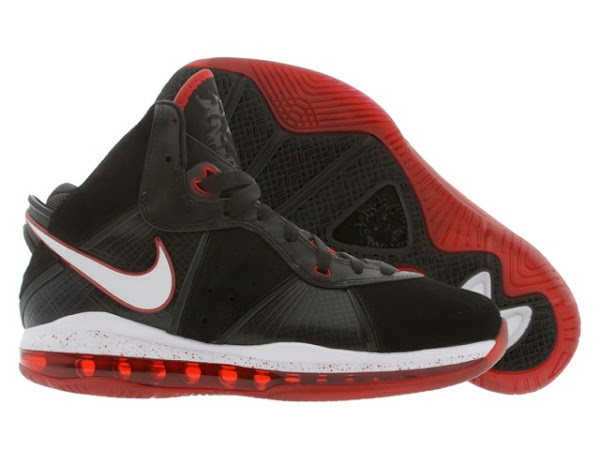 First Colorway NIKE LEBRON 8 available early at PYS for 145